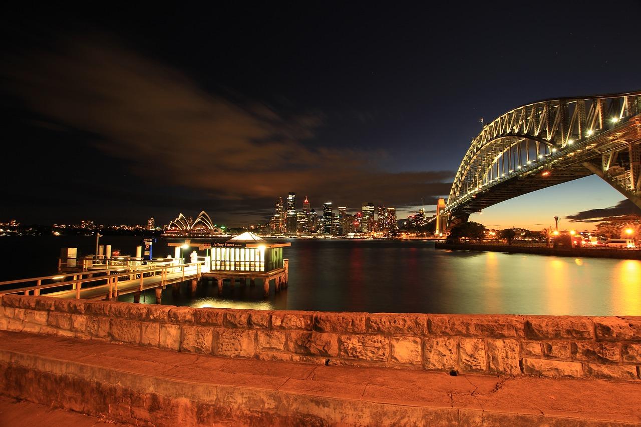 Sydney et l'Australie