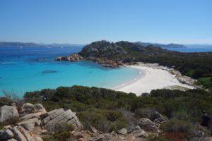 Les plages de Sardaigne