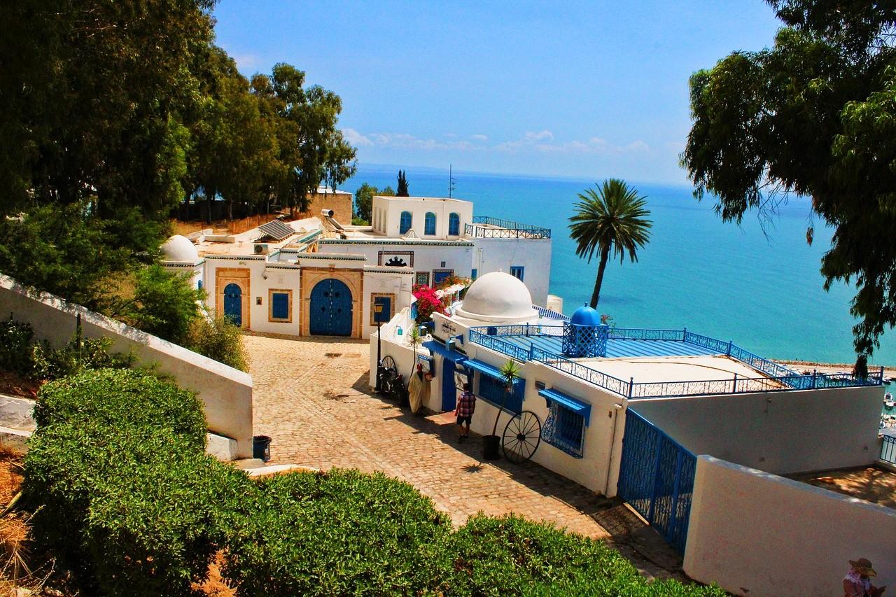 Sidi Bou Saïd Tunis