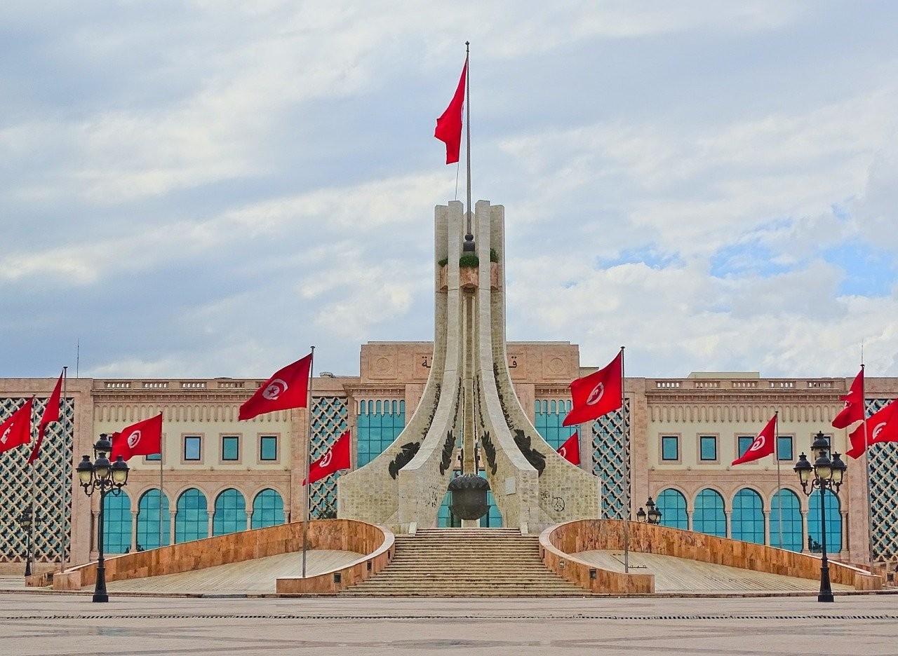 place Kasbah à Tunis