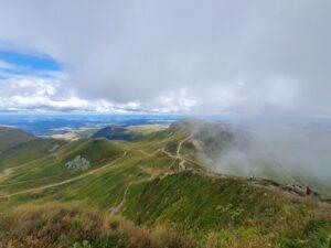Randonnée Puy de Sancy Mont Dore Auvergne