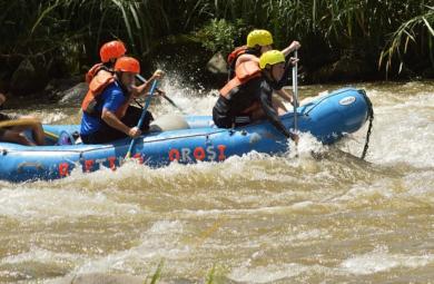 Les activités touristiques au Costa Rica