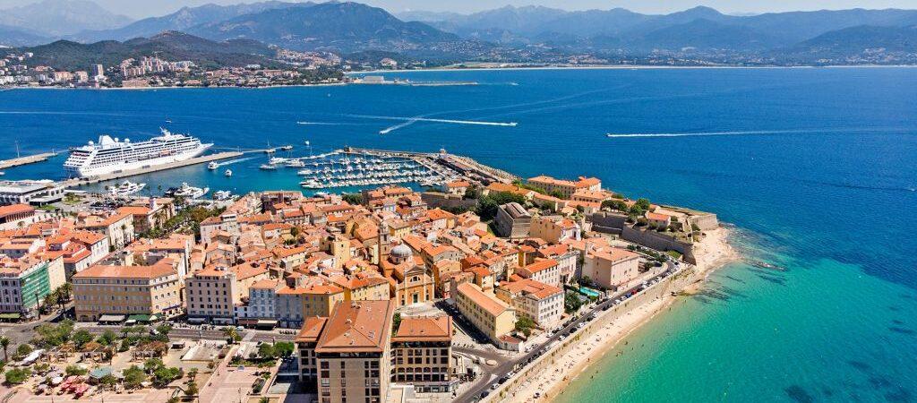 Vacances à Ajaccio