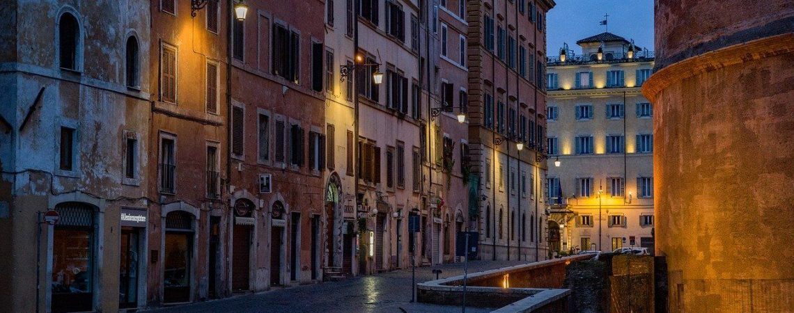 Visite insolite à Rome