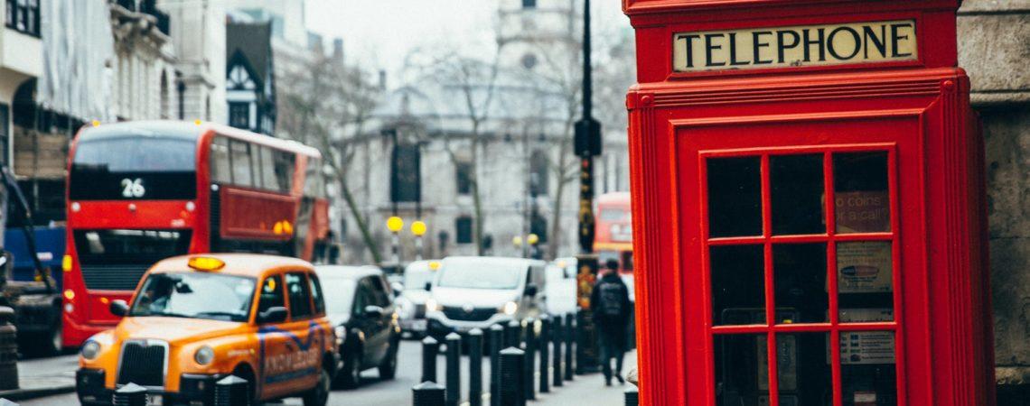 Voyages à Londres