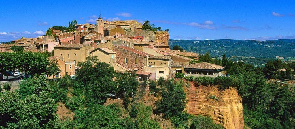 Village Luberon Vaucluse